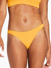 Vitamin A Cali High Leg in Iced Mango EcoRib, view 1, click to see full size