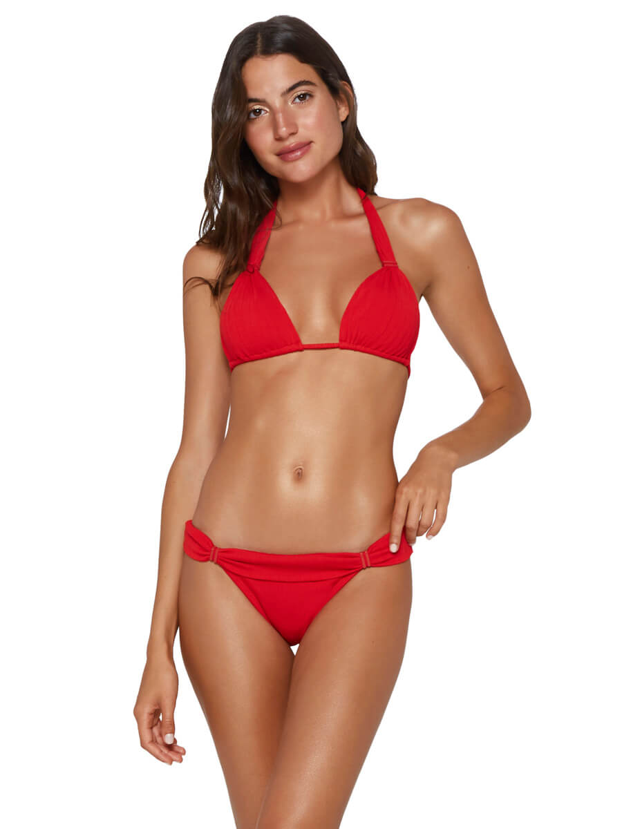 ViX Bia Tube Top Red Pepper