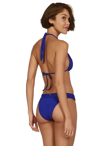 ViX Solid Bia Tube Top in Klein