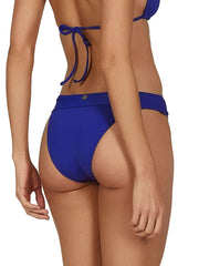 ViX Solid Bia Tube Brazilian Bottom in Klein, view 2, click to see full size