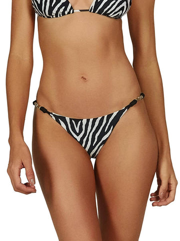 Trim Roll Brazilian Bottom in Fiorella Black