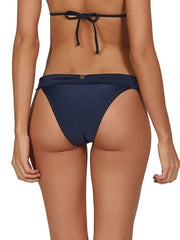 ViX Bia Tube Bottom Brazilian in Navy, view 2, click to see full size