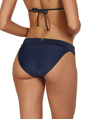 ViX Bia Tube Bottom Full in Navy, view 2, click to see full size