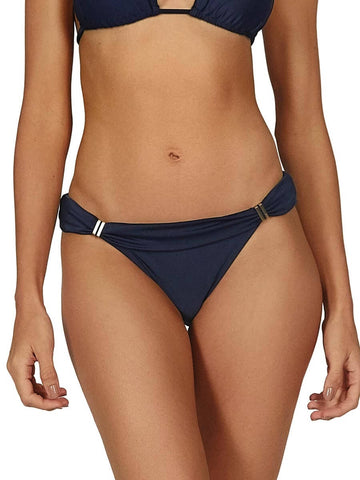 Bia Tube Bottom Full in Navy