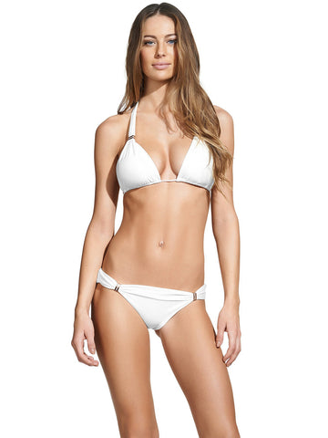 ViX Imperial Bia Tube Top White