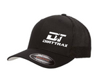 DT Trucker Hat (Full Black)