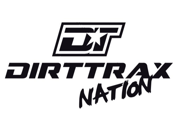 Dirttrax Nation Sticker