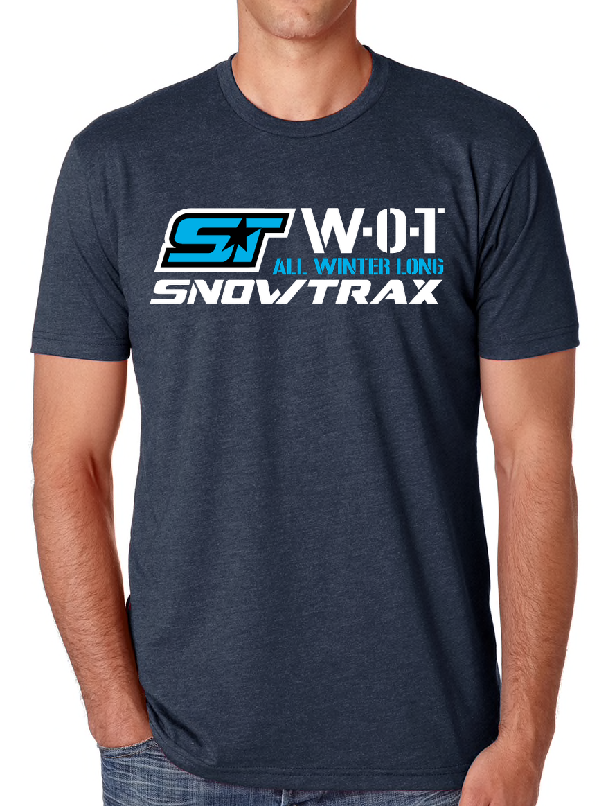 "ST ""Wide Open Throttle"" T-Shirt"
