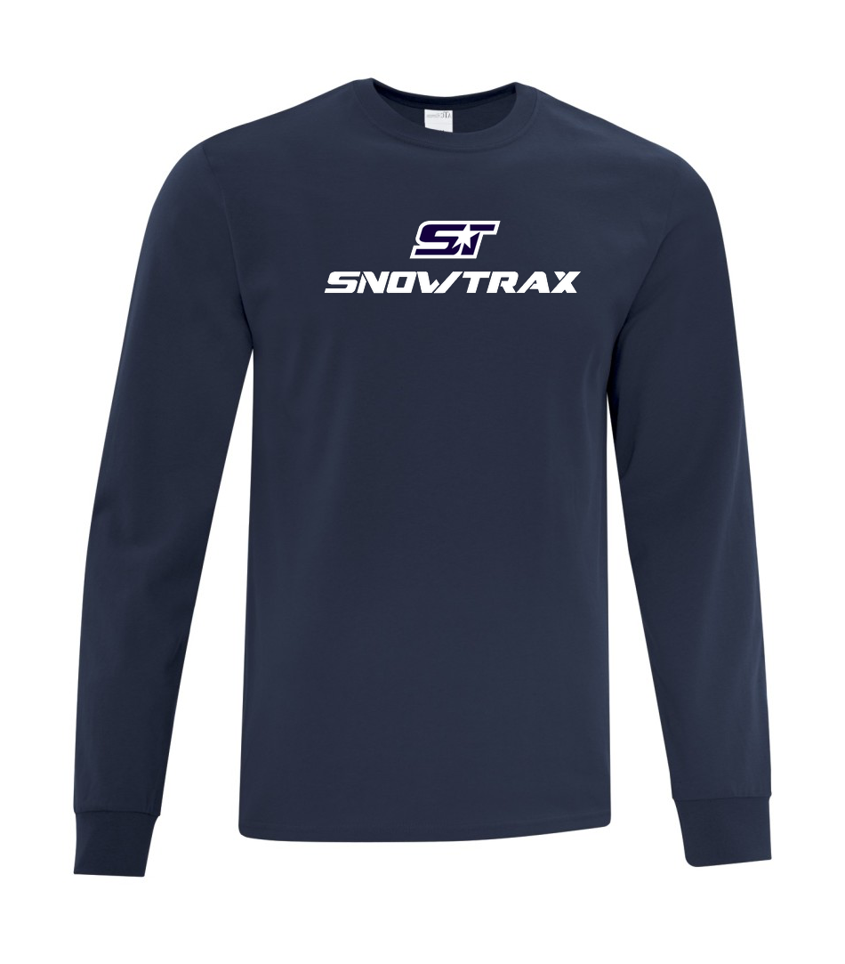 ST Classic Long Sleeve (white ST)