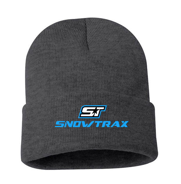 ST Charcoal Folded Toque