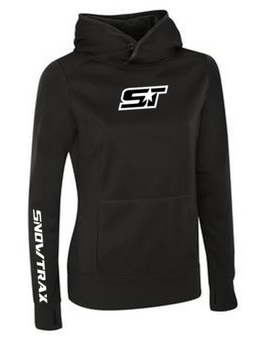 Women's ST Classic-Sleeved Hoodie