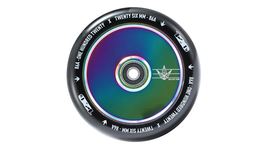 ENVY HOLLOW CORE 120MM OIL SLICK WHEEL