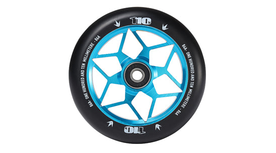ENVY DIAMOND 110MM TEAL WHEEL