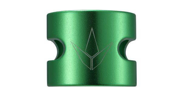 ENVY TWO BOLT OVERSIZED GREEN CLAMP