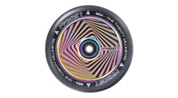FASEN HOLLOW CORE 120MM OIL SLICK HYPNO SQUARE WHEEL
