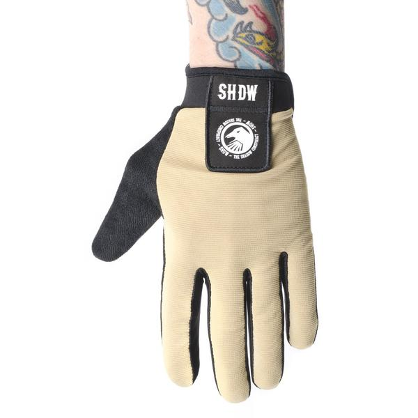 SHADOW CONSPIRACY SHDW TAN GLOVES