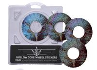 ENVY 110MM HOLLOW CORE HAWK WHEEL STICKERS