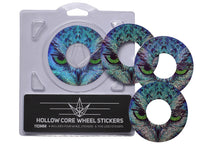 ENVY 110MM HOLLOW CORE OWL WHEEL STICKERS