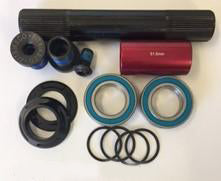 FIT 48 SPLINE 24 BOTTOM BRACKET KIT