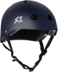 S1 LIFER NAVY MATTE HELMET