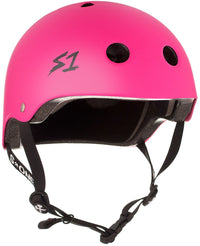 S1 LIFER HOT PINK GLOSS HELMET