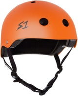 S1 LIFER ORANGE MATTE HELMET