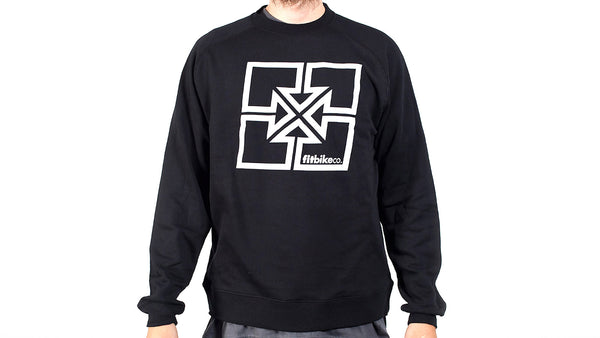 FIT OLD KEY CREW SWEATSHIRT