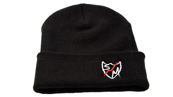 S&M PEAK SHIELD BEANIE