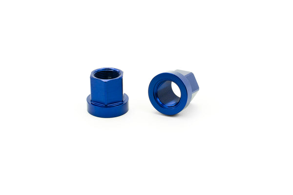 MISSION HUB AXLE NUTS