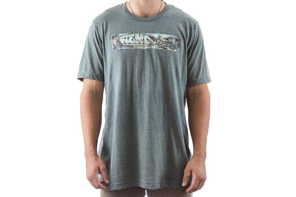 FIEND MORROW FREIGHTER SHORT SLEEVE SHIRT