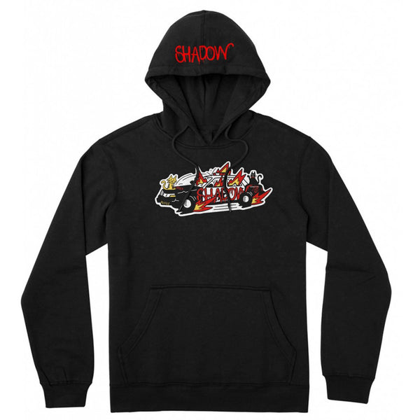 SHADOW CONSPIRACY CAT RIOT PULL OVER HOODIE
