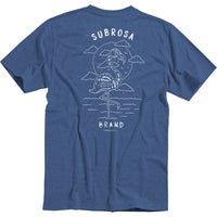 SUBROSA FLAMINGO SHORT SLEEVE SHIRT