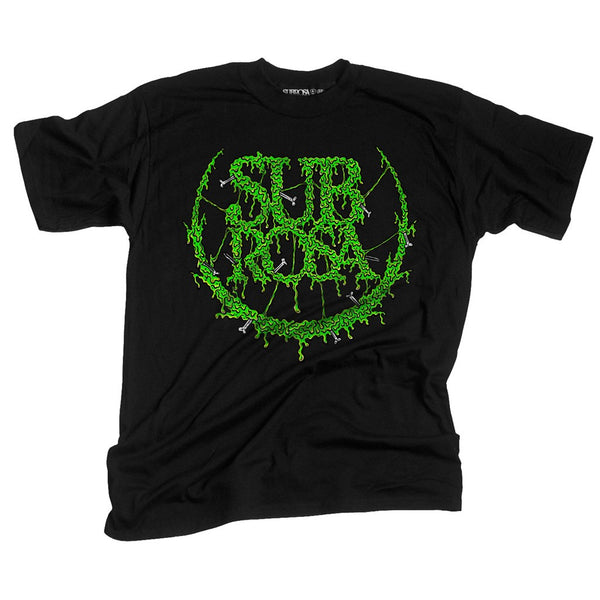 SUBROSA SLIME SHORT SLEEVE SHIRT