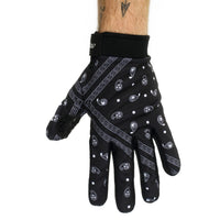 SHADOW CONSPIRACY CONSPIRE PAISLEY GLOVES