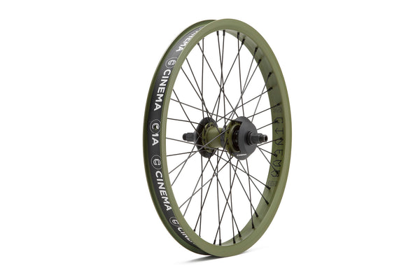 CINEMA DAK C38 REAR FREECOASTER WHEEL
