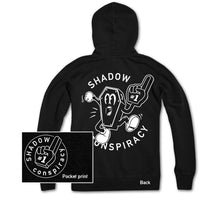 SHADOW CONSPIRACY WINNING ZIPPER HOODIE