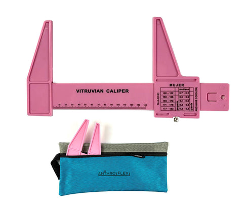 small anthropometer  pink