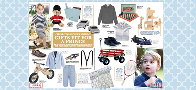 Gifts Fit For A Prince - The Pieces Play Company