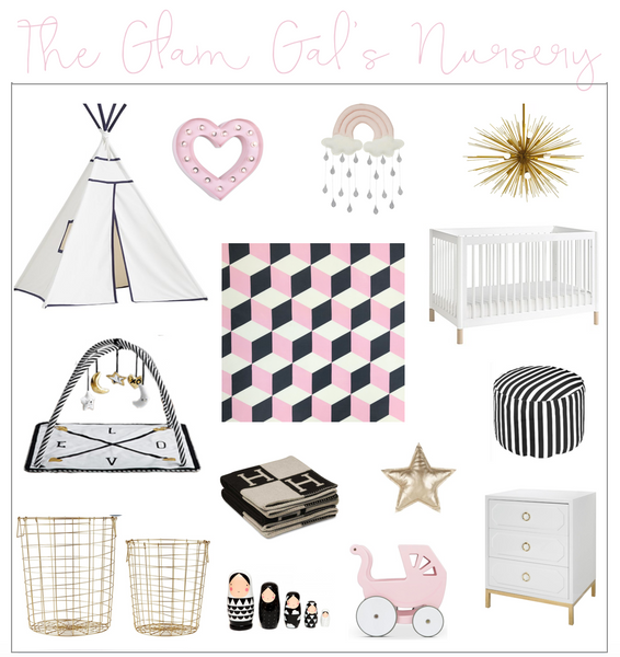Glam Gal Nursery
