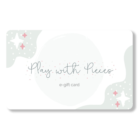 Play With Pieces Gift Card