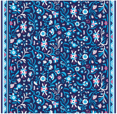 Persian Rug Play Mat – The Pieces Play Company