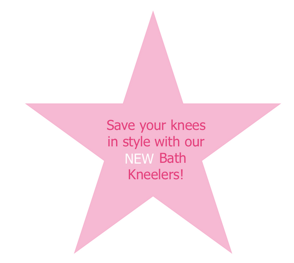 New Bath Kneelers!
