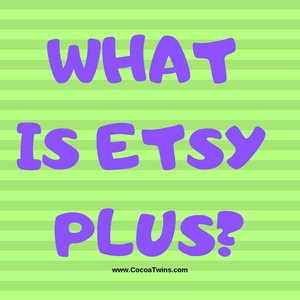 What is Etsy Plus?