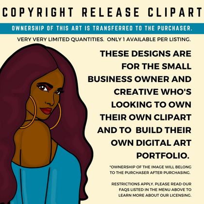 Digital Images with Copyright Release