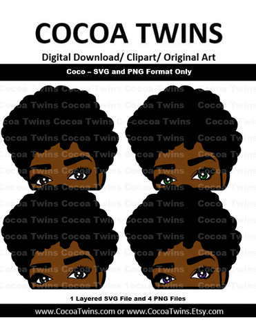 Digital Download - Coco