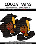 Digital Download  -  Geneva Cap and Gown