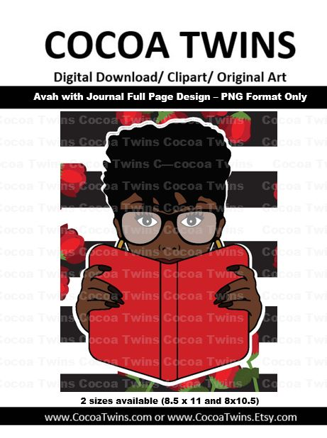 Digital Download - Avah with Journal