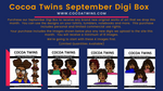 09 - September 2019 - Digi Box - Black Girl Magic