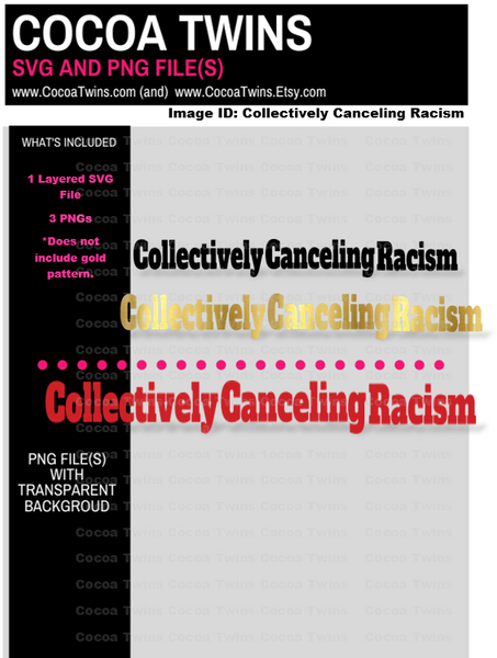 Digital Download  - Collectively Canceling Racism