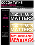 Digital Download  - My Husband Matters